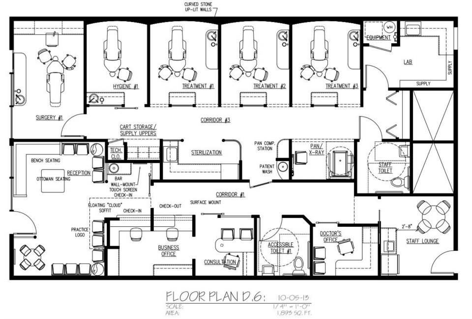 Pin By Ali Ouwayza On Dental Office Ideas Medical Clinic Design Dental Office Design Interiors Office Floor Plan