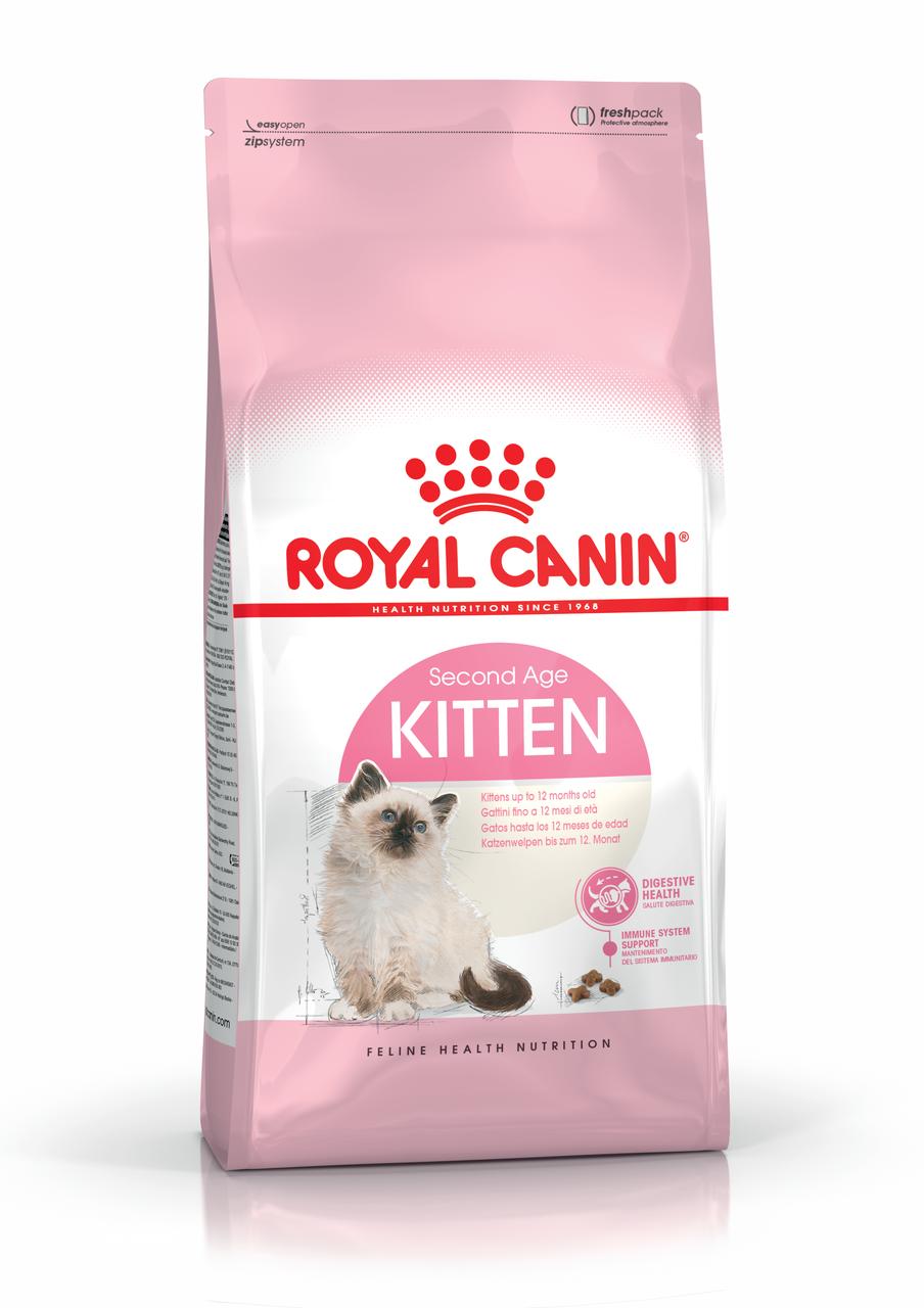 Royal Canin Kitten 36 In 2020 Royal Canin Kitten Feline Health
