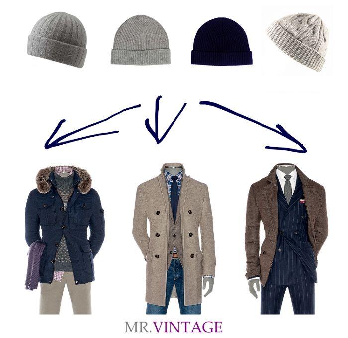 Czy Istnieje Cos Takiego Jak Uniwersalna Czapka Mr Vintage Rzeczowo O Modzie Meskiej Fashion Mens Fashion Trench Coat