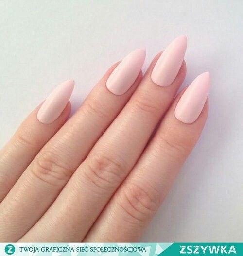 Light Pink Stilleto Nails Pink Stiletto Nails Pastel Pink Nails