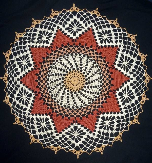 3 Free Patterns We Love Today! - Starting Chain   Crochet Doilies ...
