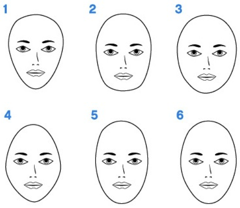 How To Find Your Face Shape And The Most Flattering Hairstyles For It Oval Face Hairstyles Heart Face Shape Oblong Face Hairstyles