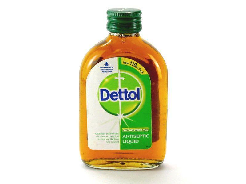 Dettol Liquid 110ml First Aid Antiseptic Tattoo Dettol