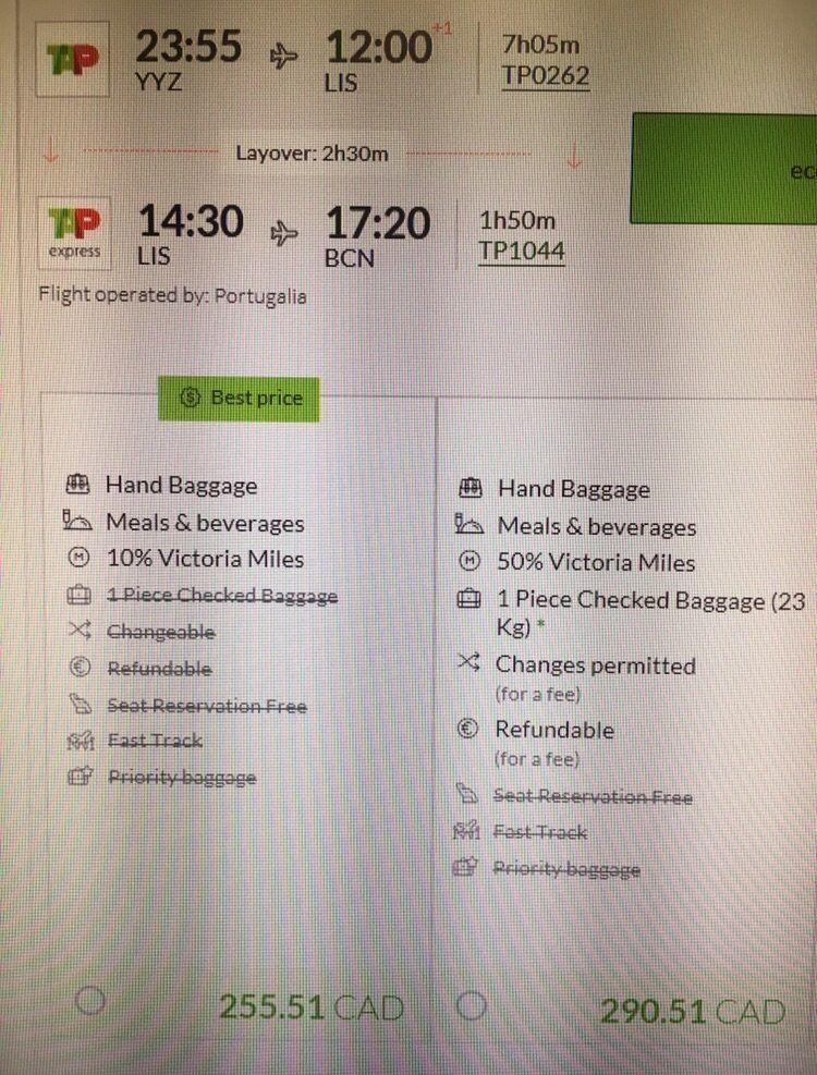 [Tap Portugal]Toronto to Paris France - $524 CAD Round Trip http://www.lavahotdeals.com/ca/cheap/tap-portugaltoronto-paris-france-524-cad-trip/185985?utm_source=pinterest&utm_medium=rss&utm_campaign=at_lavahotdeals