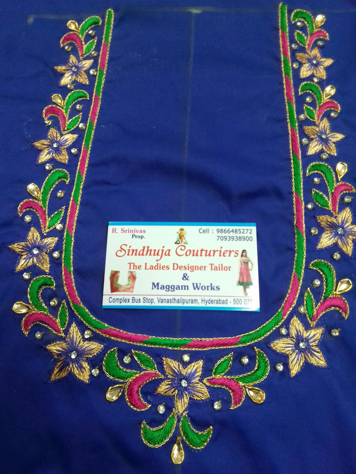 Indian Computer Embroidery Designs