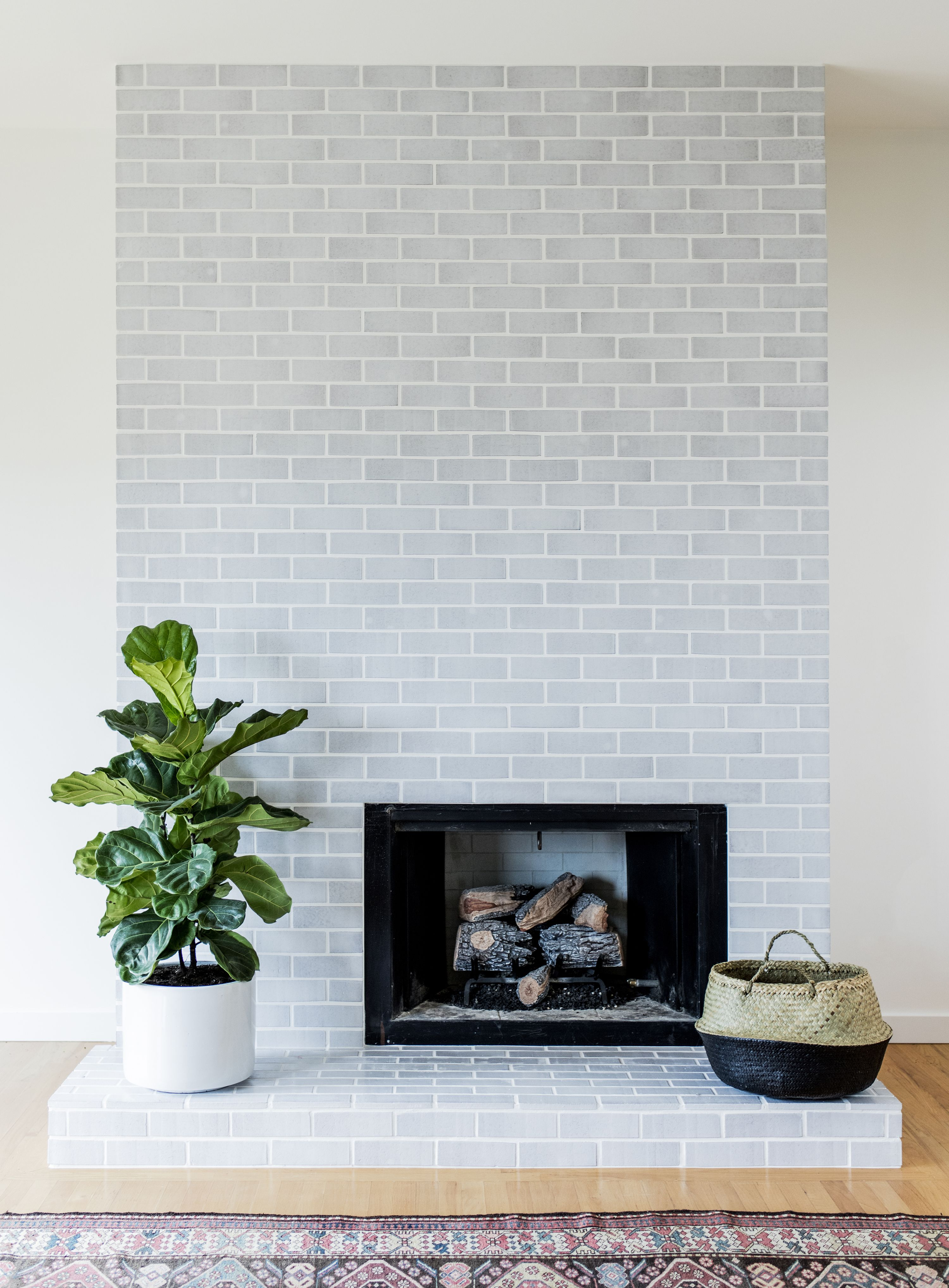 3 Ideas For Fireplace Tiles Fireclay Tile Fireplace Tile Glazed Brick Fireplace Tile Surround