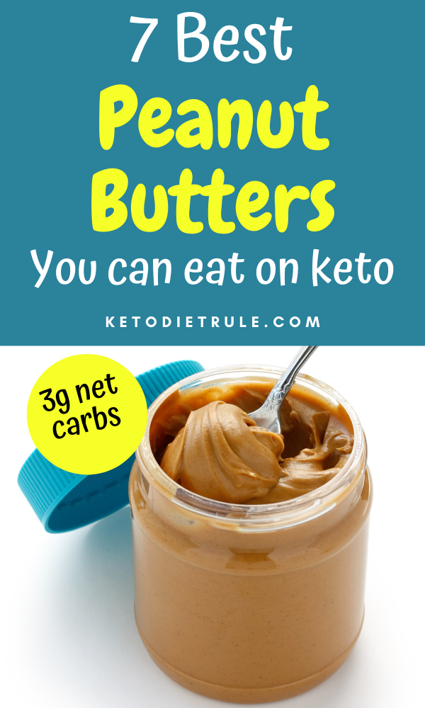 Top 7 Keto Peanut Butter Brands Nutritionist Review Keto Diet Rule In 2020 Keto Smoothie Recipes Food Diet Recipes Easy