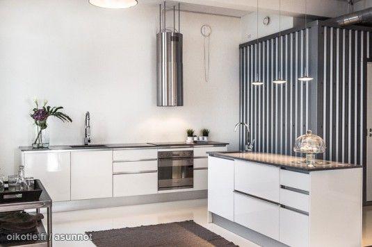 Myynnissä - Kerrostalo, Keskusta, Turku:   #keittiö #oikotieasunnot