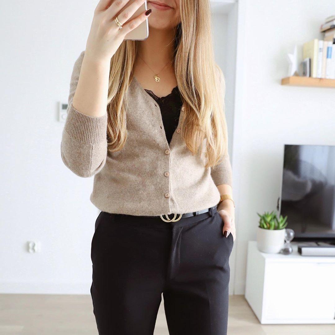Anna Na Instagramie Dzien Dobry Ciesze Sie Ze Tylu Z Was Korzysta Z Hasztagu Teamlessismore I Mozemy Sie Wzajemnie Inspirowac Outfits My Outfit Fashion