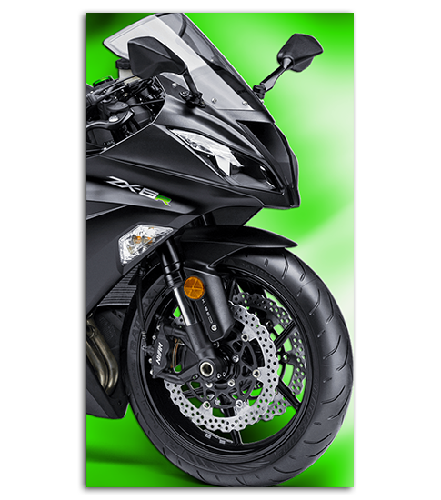 Kawasaki Ninja Mobile Wallpaper