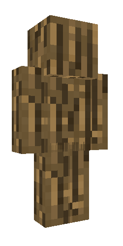 Wood Log And Stone Camo Trolling Mostly For Java Edition Minecraft Skins Oak Logs Minecraft
