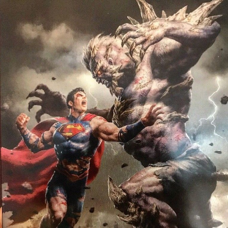 When Superman Died By Doomsday Who Is Doomsday Doomsday Is