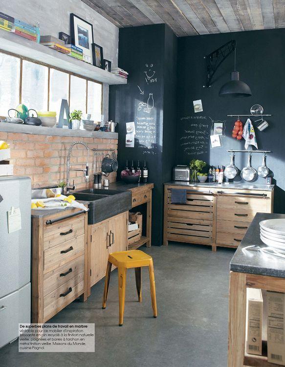Pagnol - Maison du monde | kitchen | Küche esszimmer, Küche ...