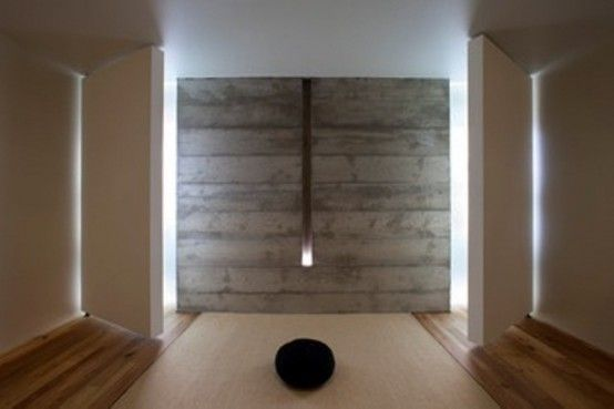 33 Minimalist Meditation Room Design Ideas DigsDigs Tranquil