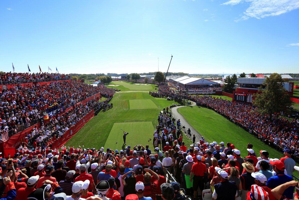 Ryder Cup App, Website Live Video And PGA Social Media Set