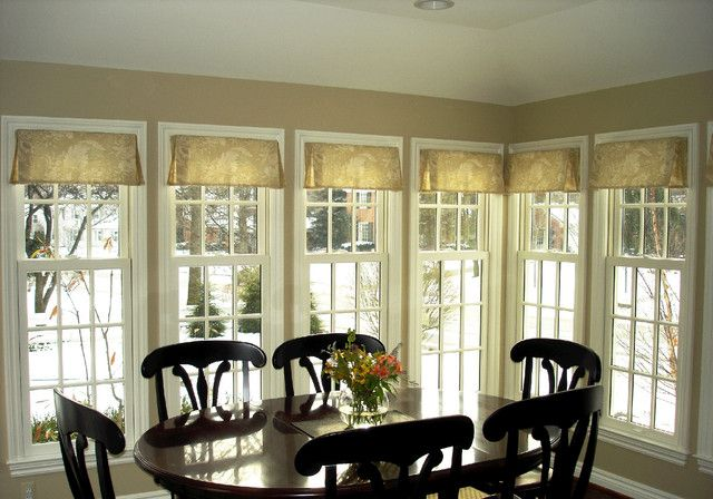 dining room valance ideas | design ideas 2017-2018 | Pinterest ...