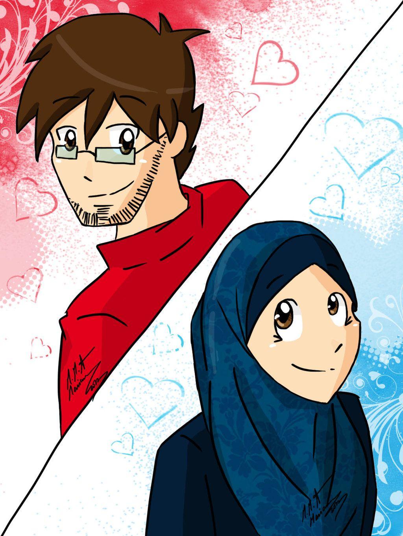 Pin on Muslim anime