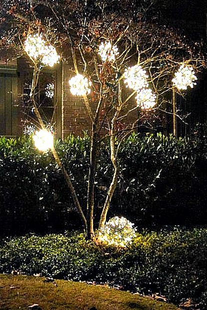 Strange 50 Outdoor Christmas Decorations Thatll Get You Feeling All Festive Wiring Cloud Pimpapsuggs Outletorg