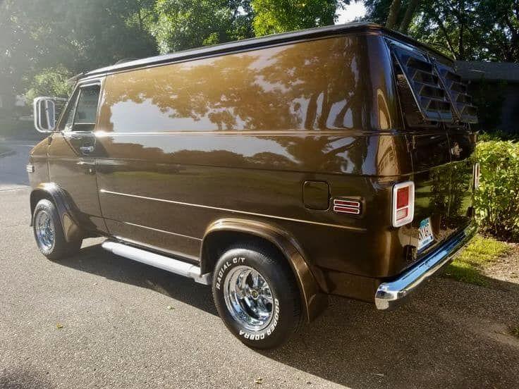Vans 1971 1979 Only Gmc Vans Custom Vans Custom Vans For Sale