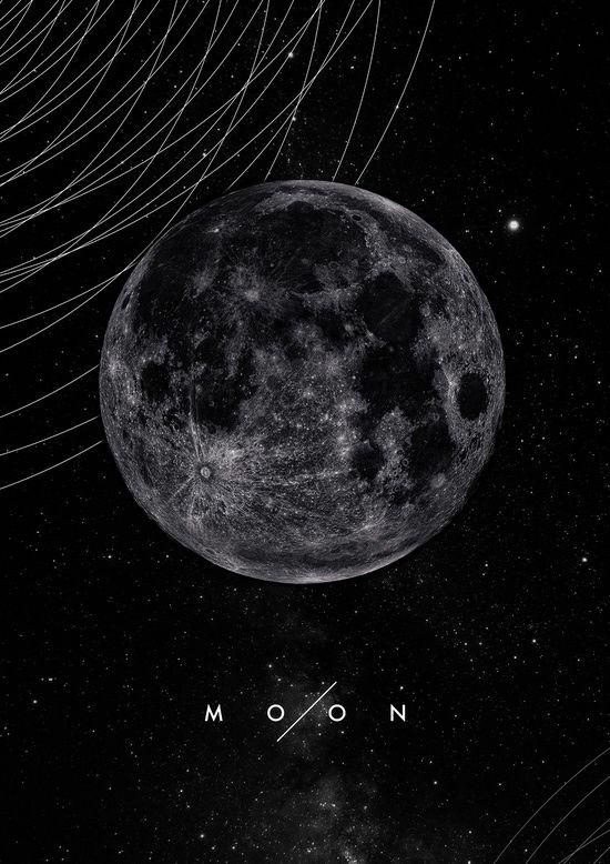 I wanna feel weightless #moon