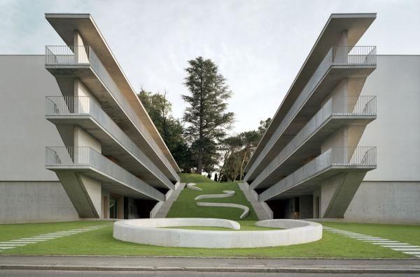Könz architetto - Lugano - Architects
