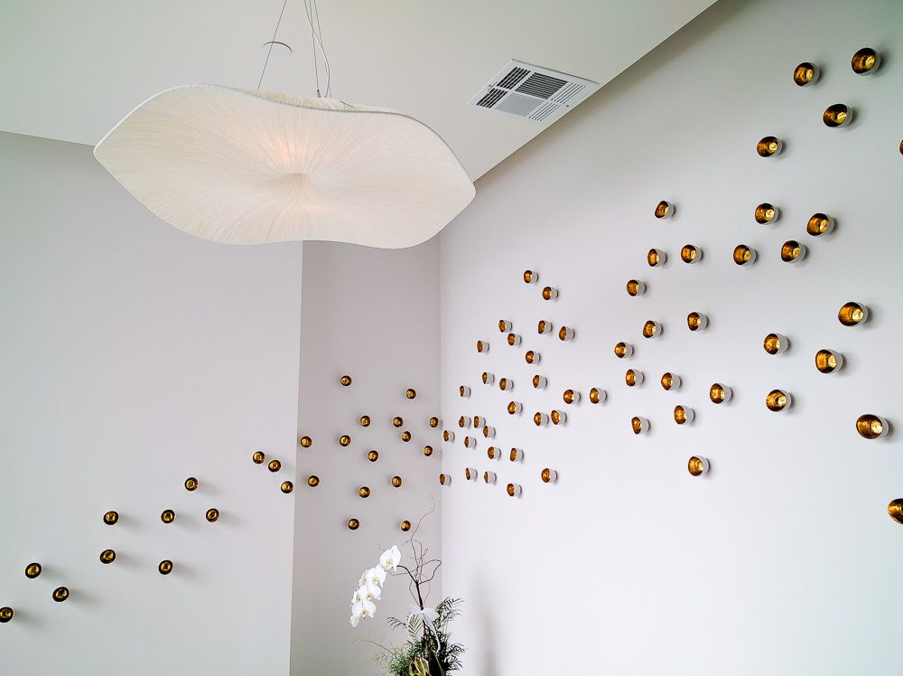 Image Result For Gold Leaf Wall Play