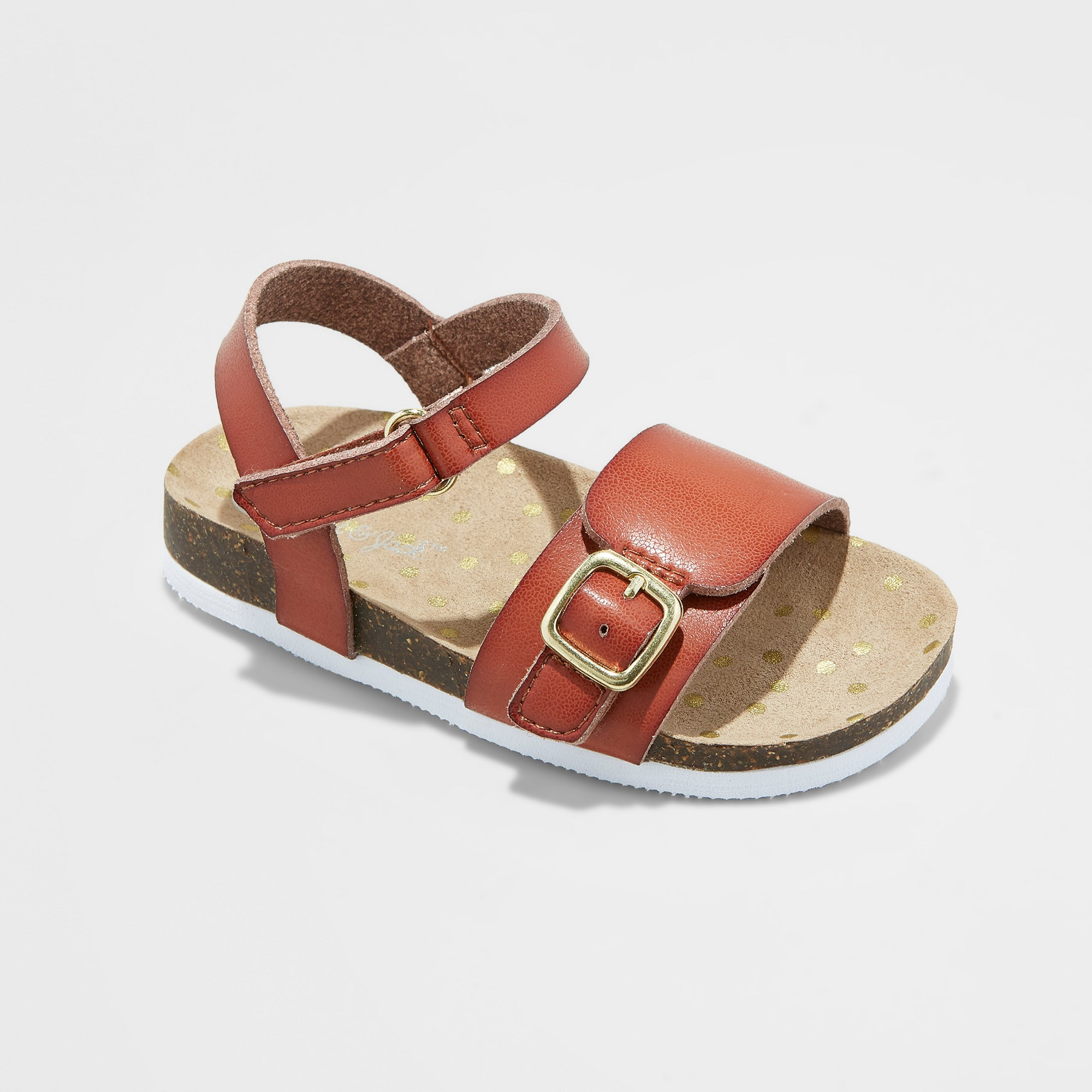 Toddler Girls' Berdie Footbed Sandals