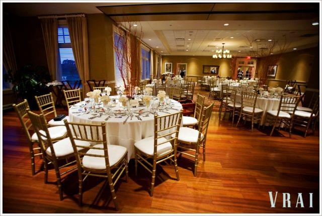 Arrowhead Golf Club Wheaton Reception Chicago Wedding Venues