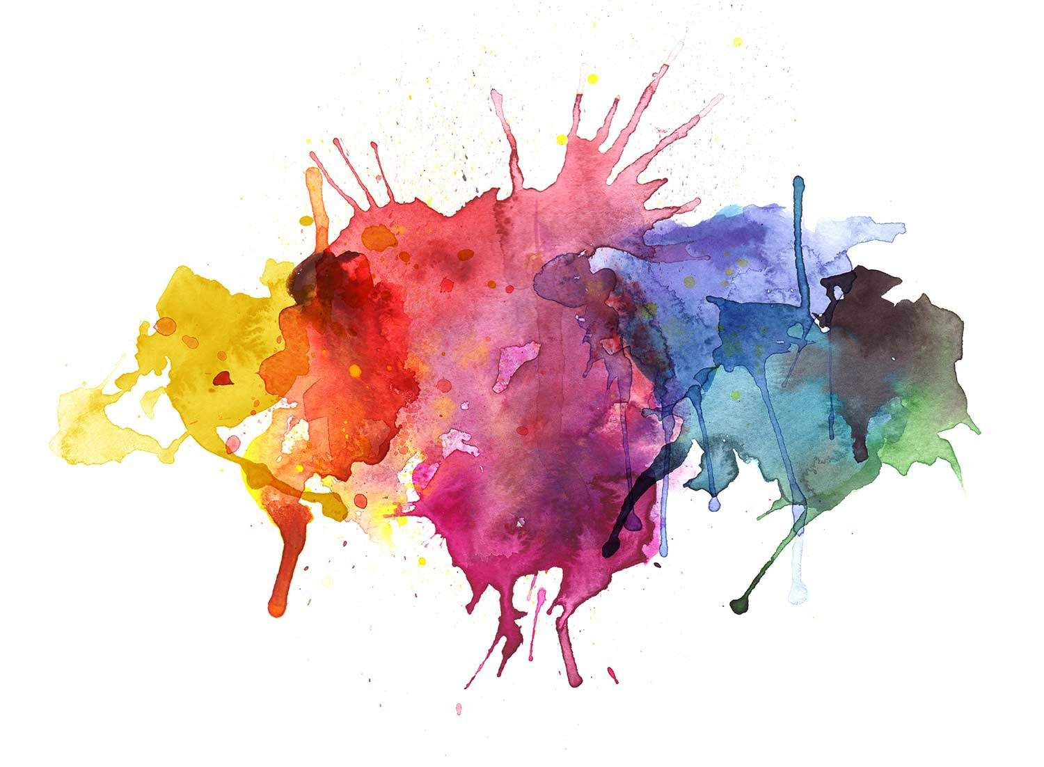 Watercolor Splash 29 Hd Wallpaper Milliwall Ekspresionisme