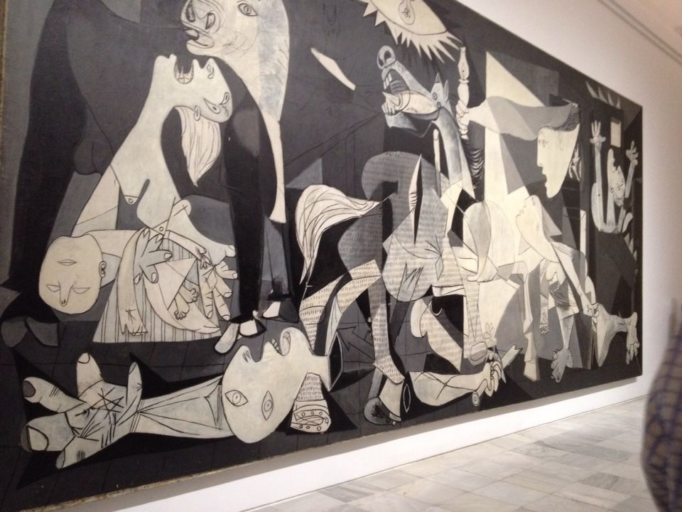 Impressionnant - Guernica