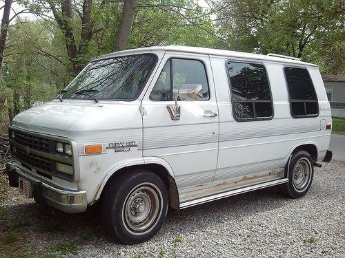 Chevy Van Camping Photos Chevrolet Van Chevy Van Van Camping