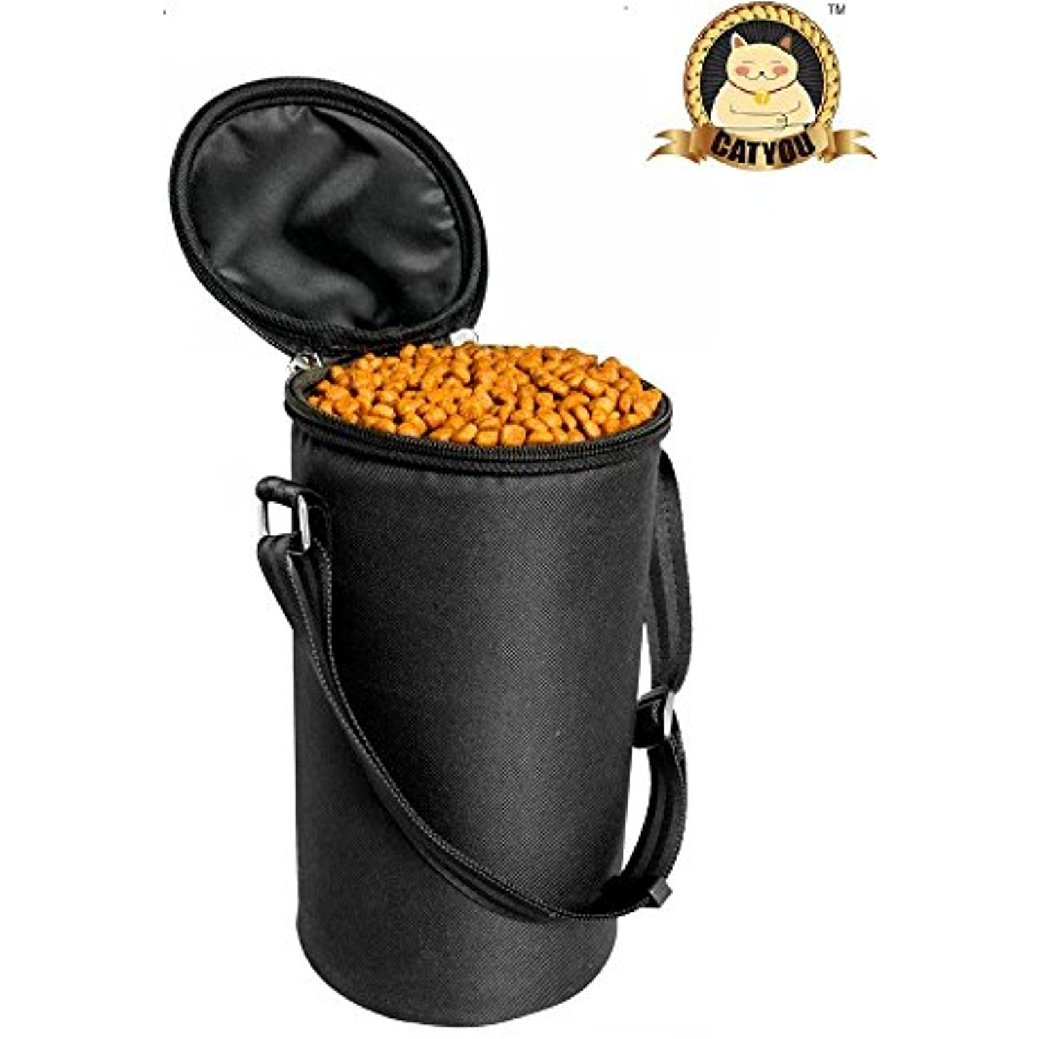 CatYou Pet Food Storage Waterproof Portable Outdoor Travel Dogs Cats Food Store Can -- For  sc 1 st  Pinterest & CatYou Pet Food Storage Waterproof Portable Outdoor Travel Dogs Cats ...