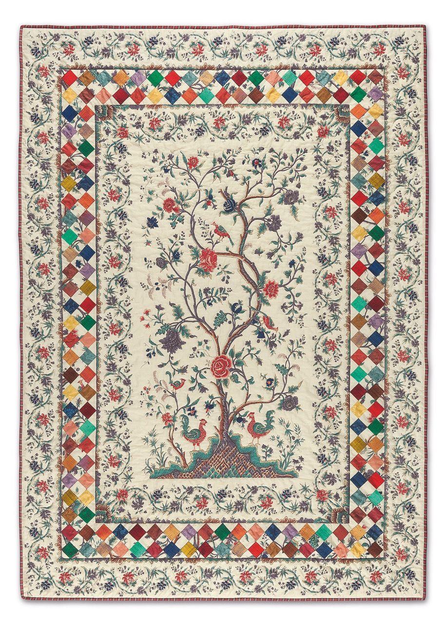 Pin By Ada Hooijberg On Dutchfabric Nl Chintz Fabrics Chintz Fabric Antique Quilts Quilting Designs