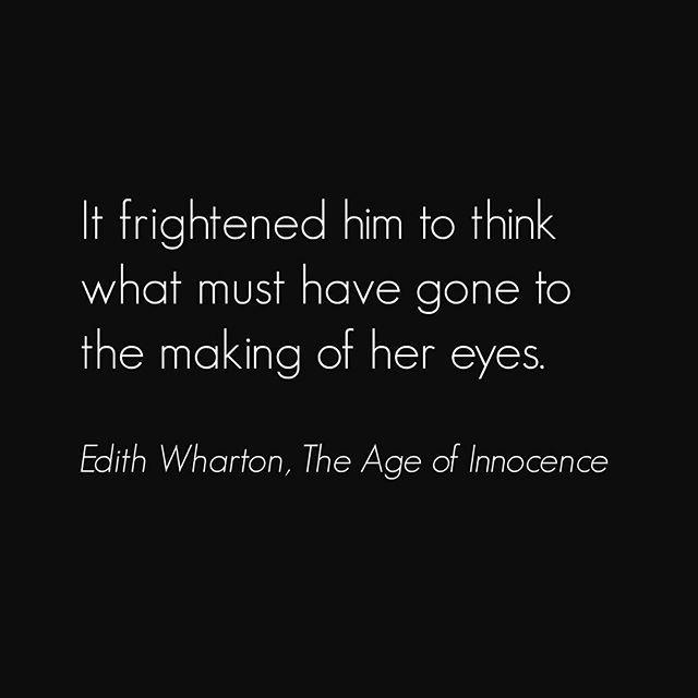 Edith Wharton The Age Of Innocence Bookish Things Literature
