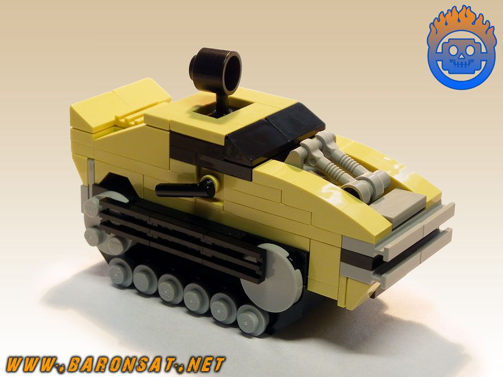 Mad Max Fury Road Peacemaker Valiant | by baronsat