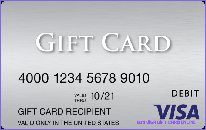 Ten Outrageous Ideas For Your Buy Visa Gift Card Online  buy visa