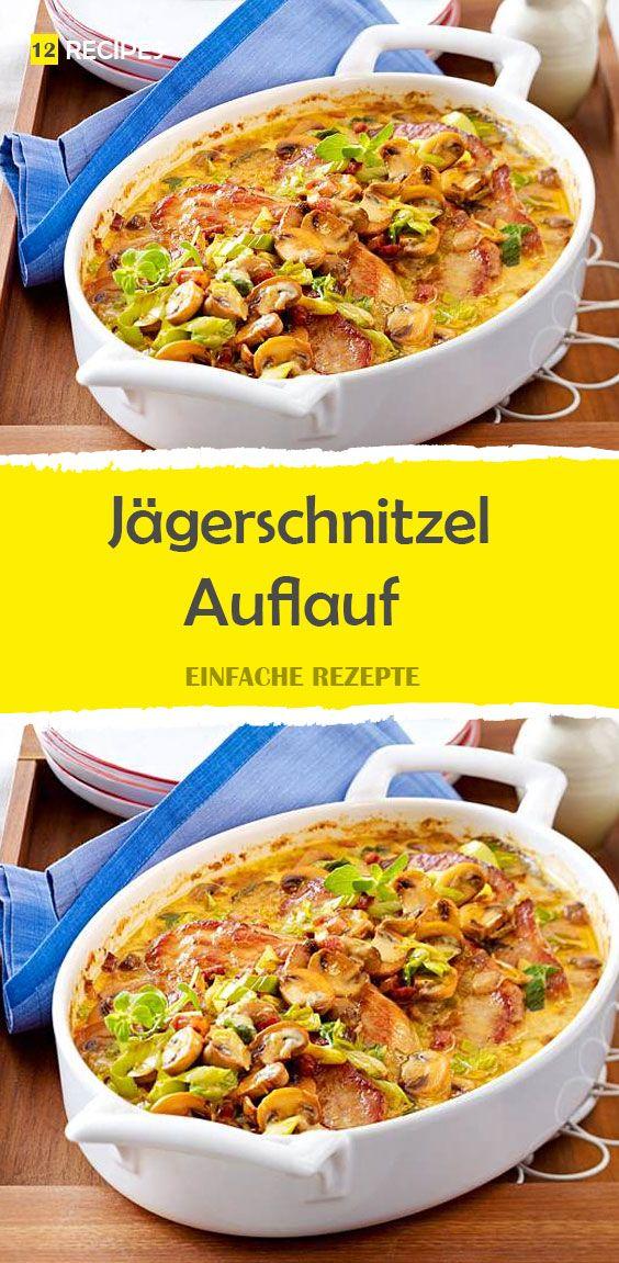 Jägerschnitzel Auflauf #whole30recipes