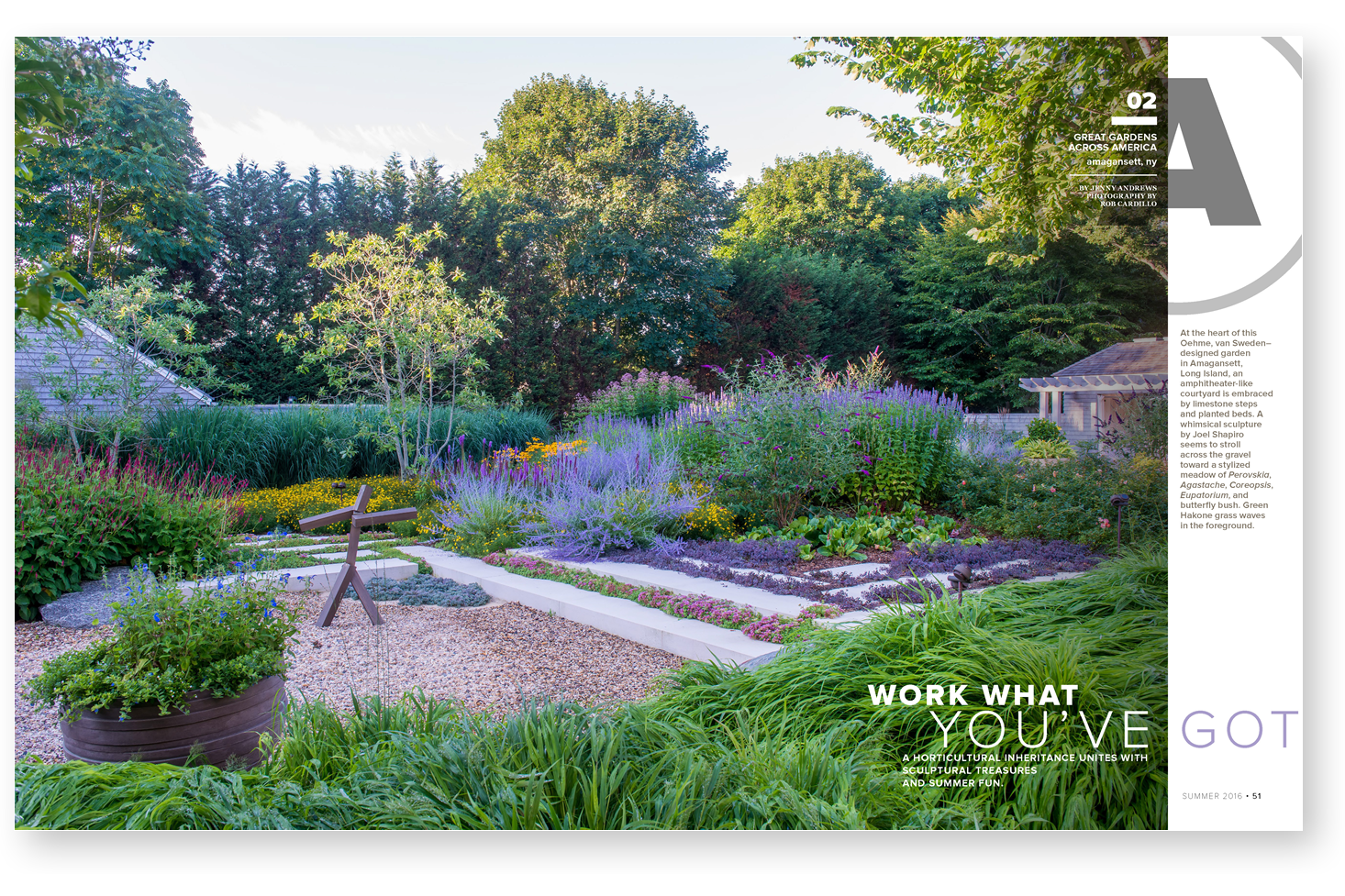 What S In The Magazine Garden Design Magazine Garden Design Garden