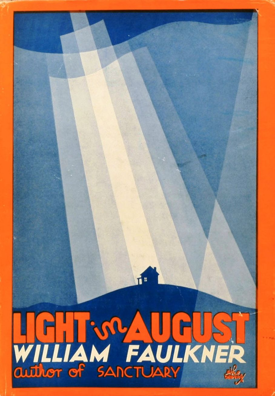 Image result for light in august book cover