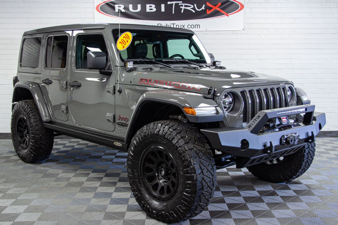 2020 Jeep Wrangler Launch Date in 2020 Jeep rubicon