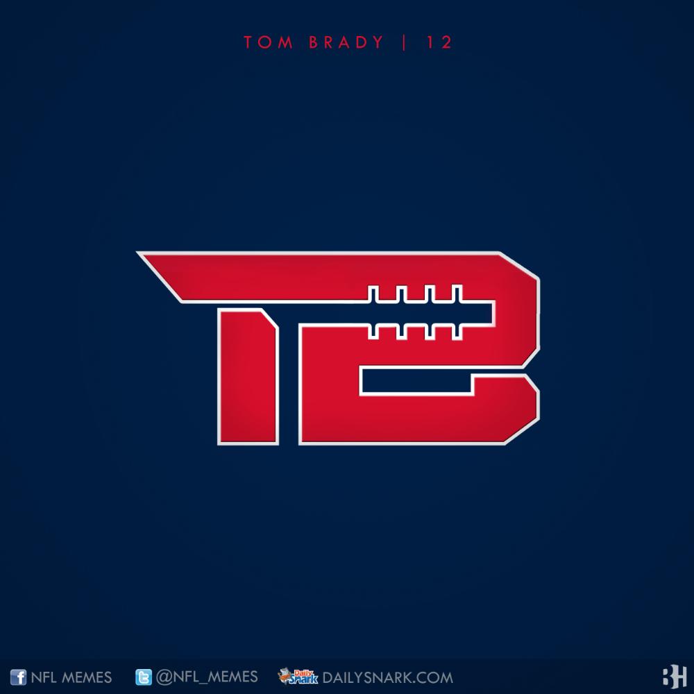 Tom Brady Logos In 2020 Tom Brady Logo Tom Brady Nfl Tom Brady