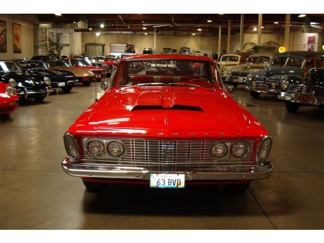 1963 Plymouth Belvedere Max Wedge
