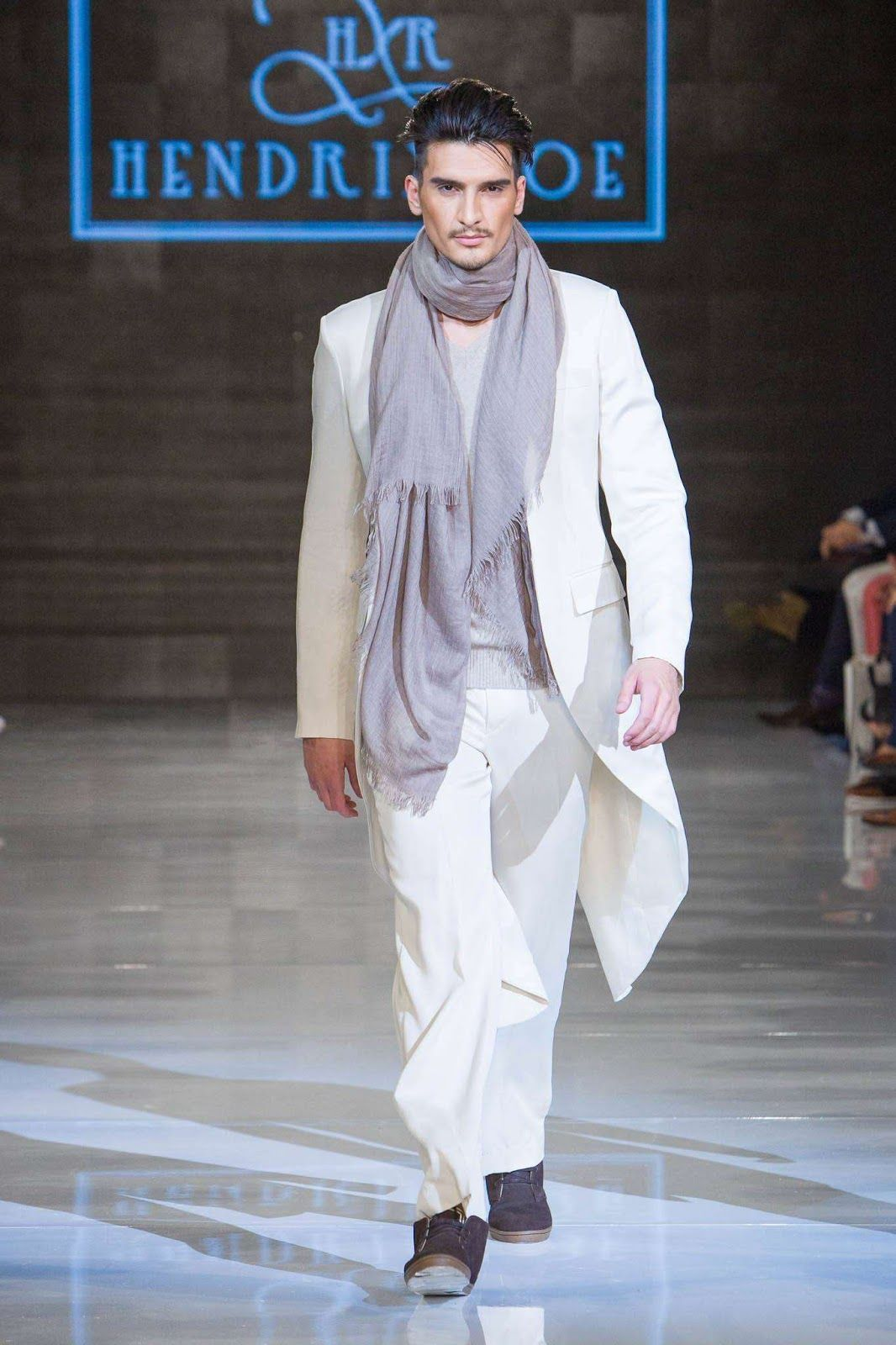 HENDRIXROE Spring-Summer 2017 - Toronto Men's Fashion Week #TOMSS17