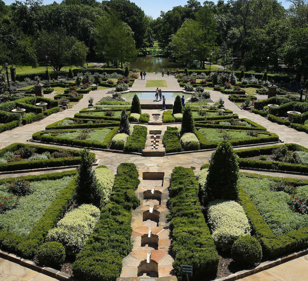 Botanical Garden Dallas Fort Worth Botanical Gardens Garden Visits Garden Pictures