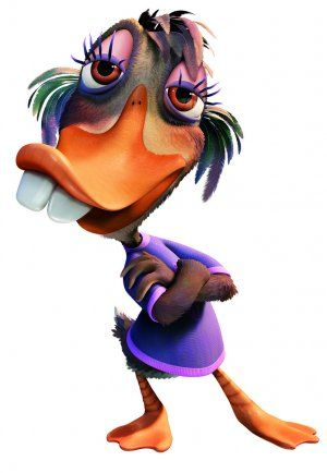 Abby Mallard For The Home Disney Mallard Chicken Little Disney