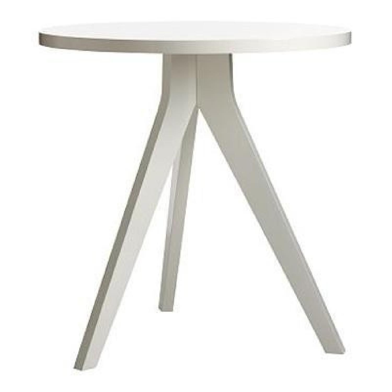Superieur West Elm Tripod Table