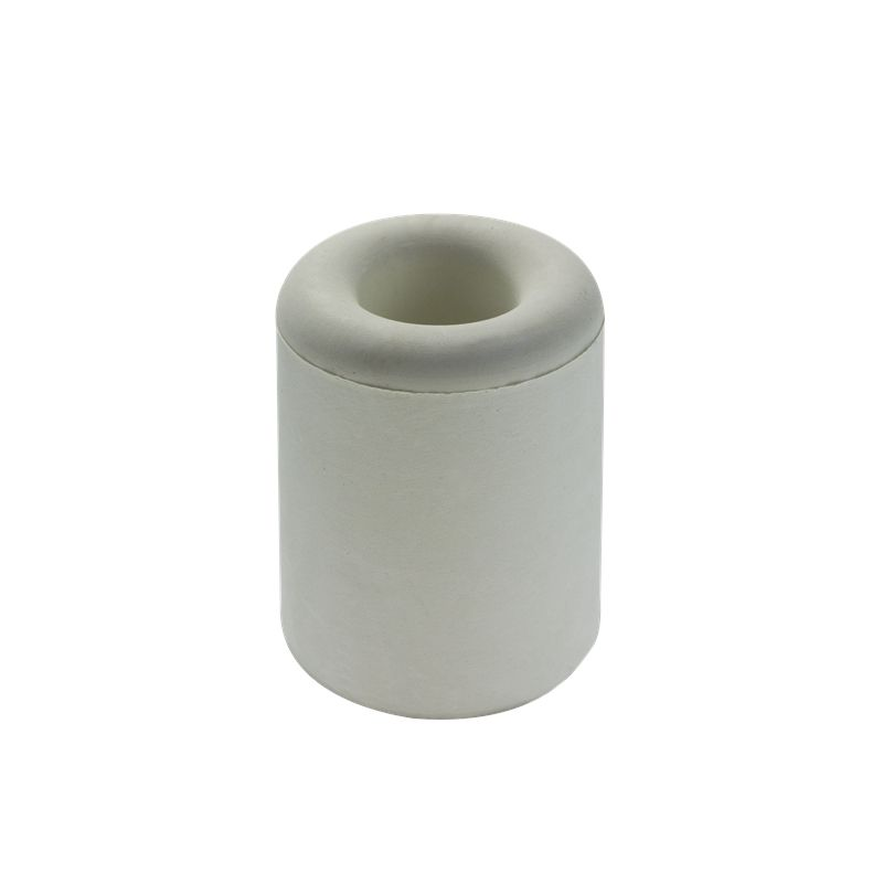 Adoored 30mm White Rubber Round Door Stop | Ambo residence