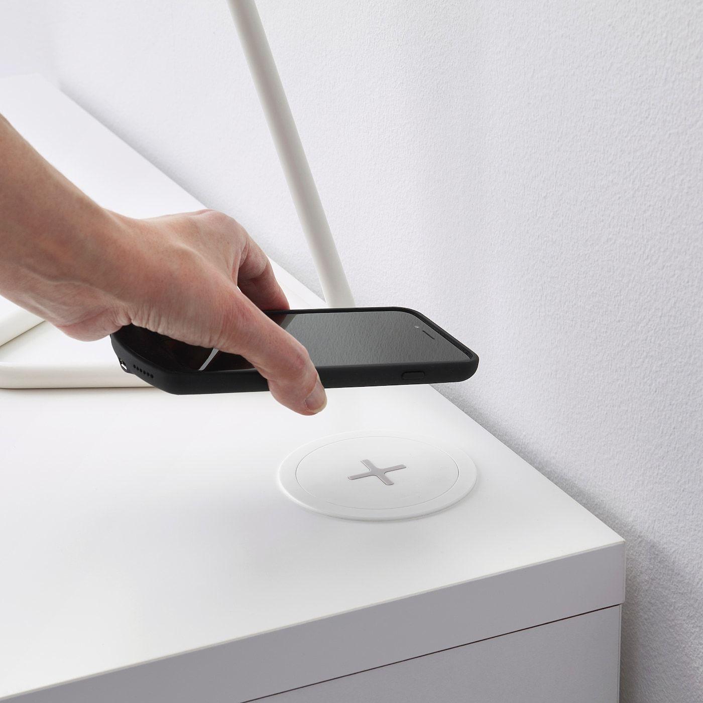NORDMÄRKE Wireless Charger - White, Cork In 2020
