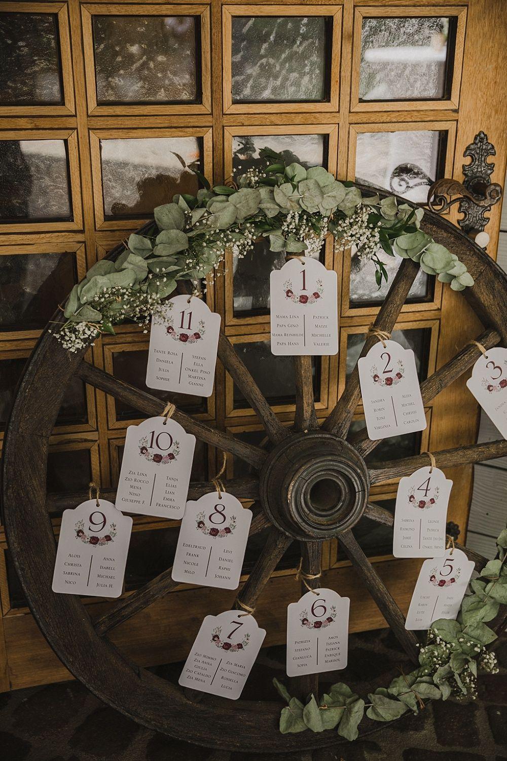 Diy Hochzeit Mit Flower Bar Sitzplan Hochzeit Sitzordnung Hochzeit Diy Hochzeit