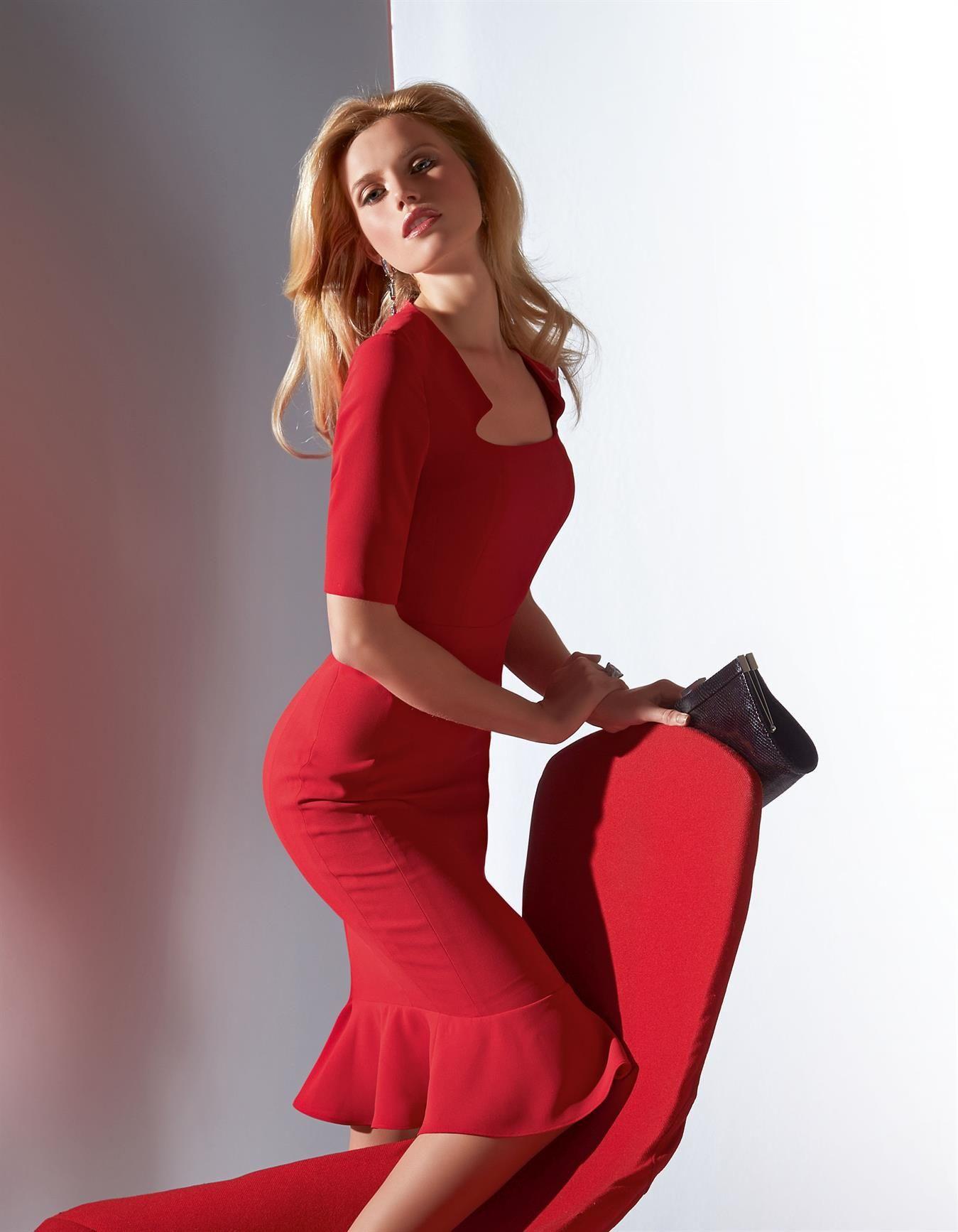 Pin von brigitte auf red red pinterest - 80er damenmode ...